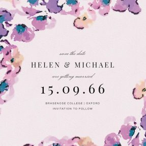 tmp full 3680 287x287 - Corner violets (Save the Date)
