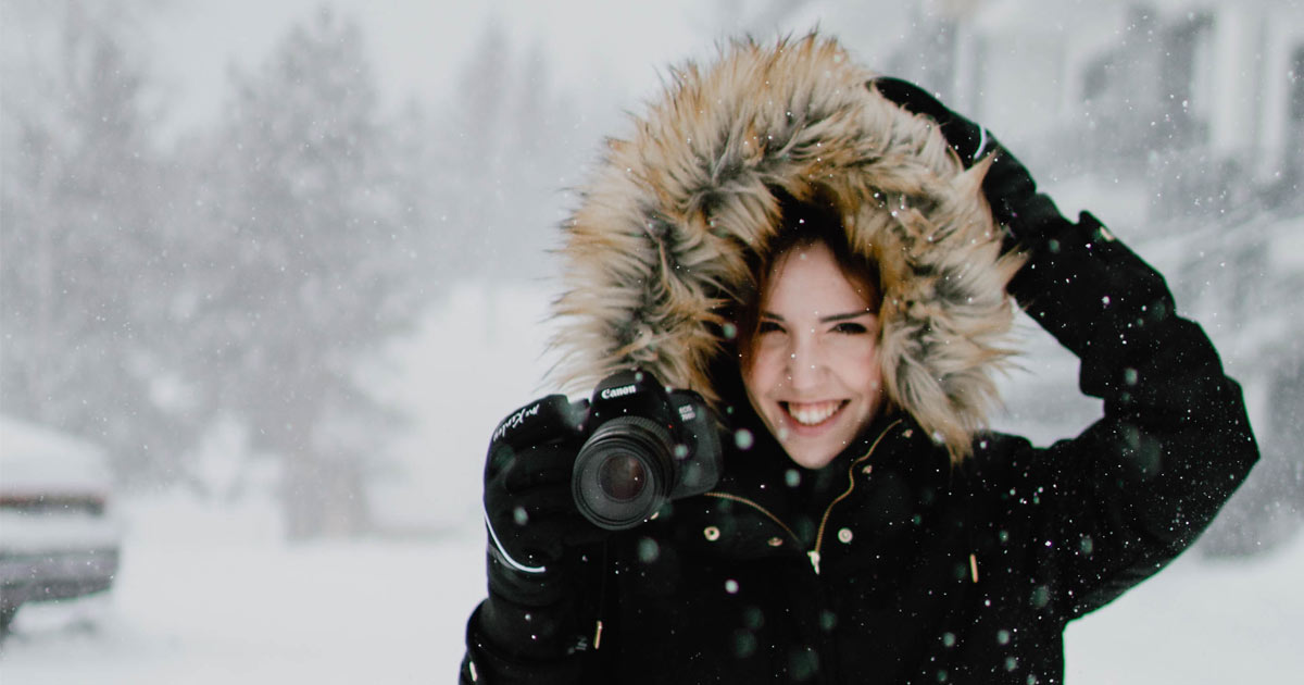 4 Tips for Incredible Winter Photography Utterly Printable