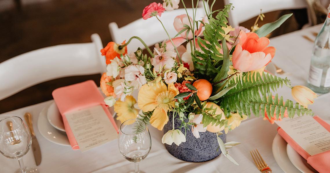 6 Beautiful Wedding Menu Designs We Love Utterly Printable